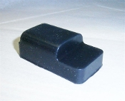 Silicone Rectangular Step Style Isolator Foot/Pad Insulator